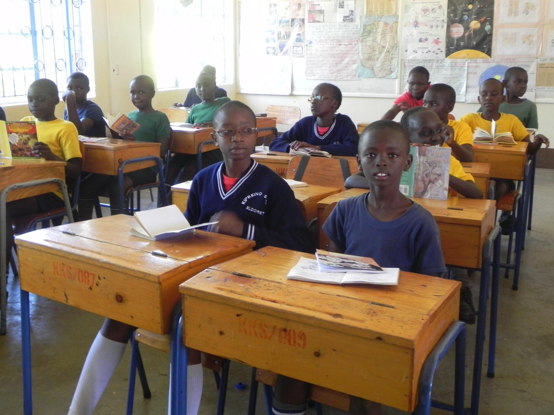Kipkeino Primary School – Kenya: Simply the BEST