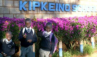 Celebrating Success at the Kipkeino Primary School and Looking Ahead to the Kipkeino Secondary School in Kenya