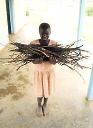 Child from Lewa Children's Home