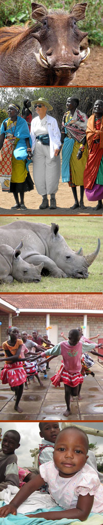 Come on our 2012 Kenyan Safari