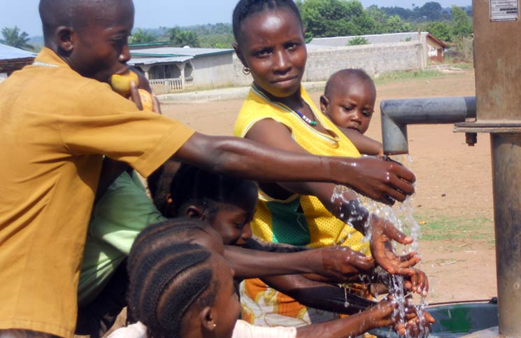Water is Life…. Bringing Clean Water to Sierra Leone