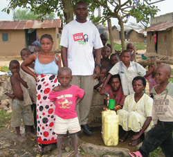 Clean Water Transforms a Community