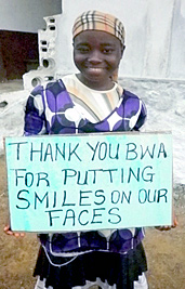 Zaria's Hope: Your Gift of Education