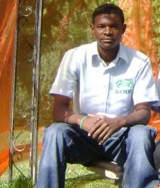 Education is the future of Africa! Meet Paul Mitchotsa