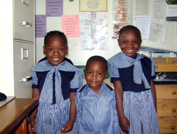Helping Africa's Children Create Brighter Futures Through Education