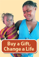 Buy a Gift, Change a Life