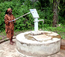 Water Wells Change Lives