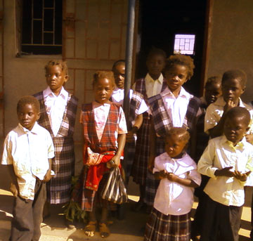 Success! School Opening and a Dream Fulfilled in Kaweza!