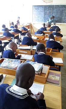 Education is Especially Important for the Children of Lewa