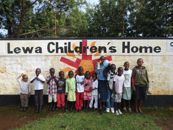 10 Years of Transforming Lives at the Lewa Children's Home!