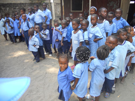 Advancing Education, Healthcare, and Agriculture in Sierra Leone