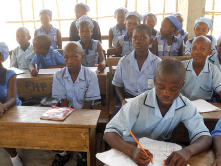 Educate, Empower and Transform African Youth