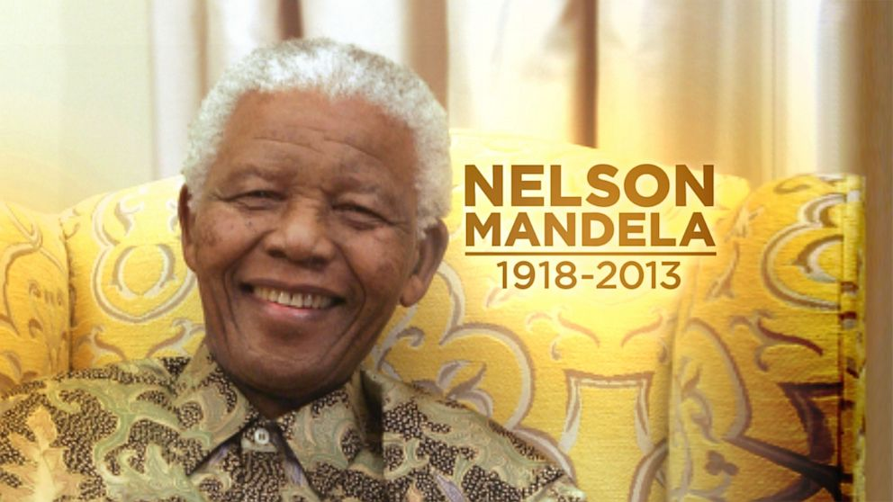 Honoring the Life of Nelson Mandela, a Life Well Lived!