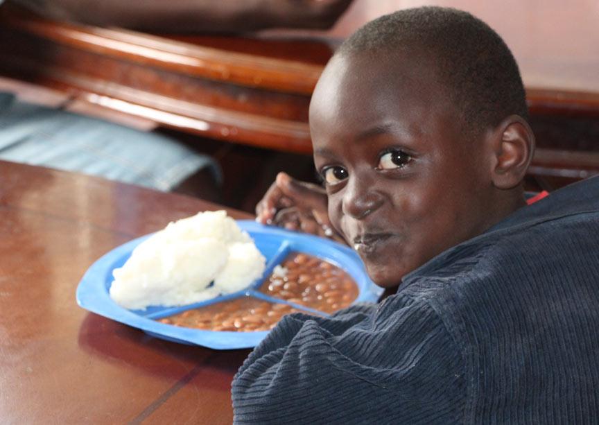 April: Global Child Nutrition Month