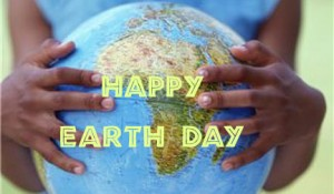 Happy Earth Day from Bread and Water for Africa