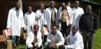 Training Kenyan Farmers