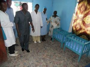 Bunumbu Clinic, Sierra Leone