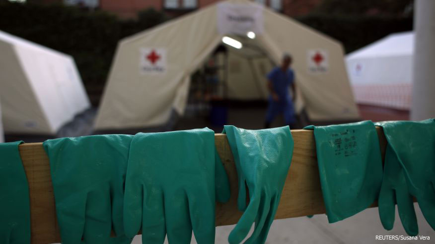 Red Cross Nurse Dies of Ebola in Sierra Leone as Nation's President Predicts Zero New Cases by April