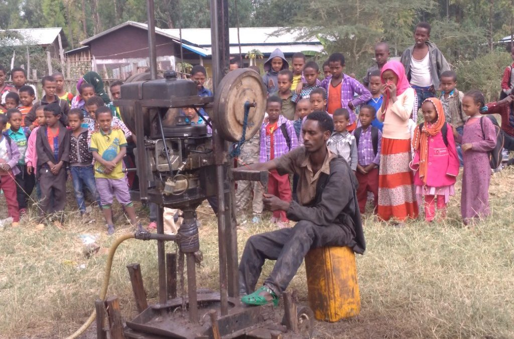 Water Well Update