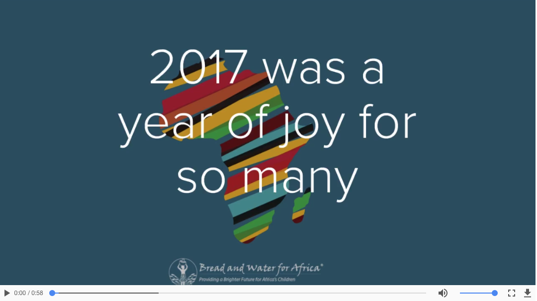 2017 was a year of joy for so many