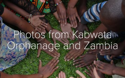 Photos from the Kabwata Orphanage and Zambia, Africa