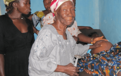 Sierra Leone Maternal Care:  Meet Mamie Baindu