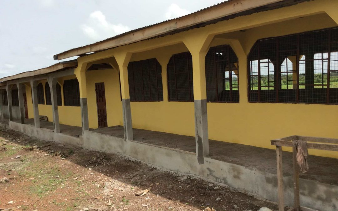 A New Poultry Facility for Sierra Leone