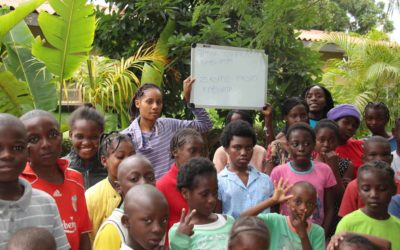 Kabwata Orphanage Provides Education Enabling Destitute Zambian Children to Realize Their Dreams