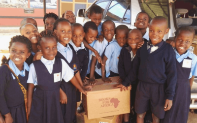 Books Develop Lifelong Love of Reading and Learning for Ugandan Students