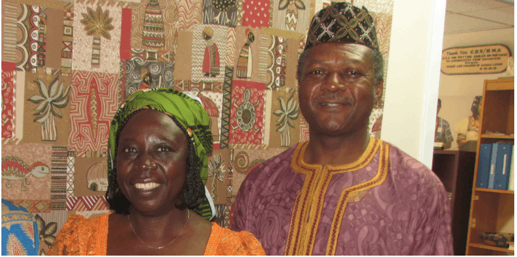 Hope Services' Esther Ndichafah: Our 'Mother Teresa of Cameroon'