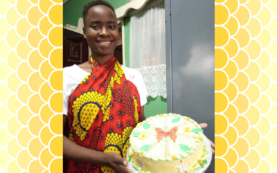 Budding Bakers Get Support in Starting Their Own Cake Business in Zambia