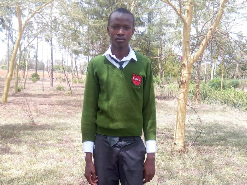 Joseph Ekidor – Making His Way in the World with Educational Support