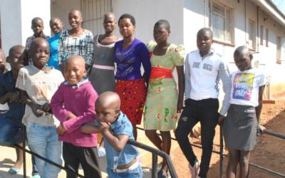 November News: Kenyan Orphans are Thankful, Zimbabwe's Economic Crisis, and more