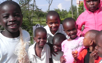 Orphaned Children in Kenya Have Much to Be Thankful for This Thanksgiving